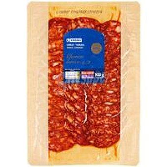 EROSKI Ibéricos Chorizo cular ibérico Sobre 100 g