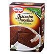 Preparado para bizcocho de chocolate sin gluten 374 g Dr. Oetker