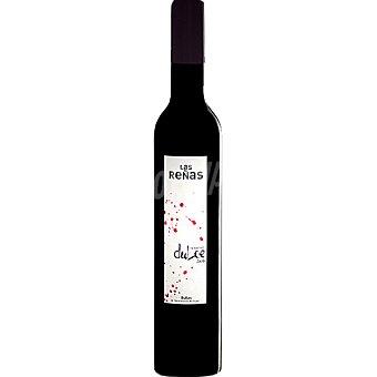Las Reñas Vino dulce monastrel  Botella 50 cl