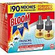 Max insecticida volador eléctrico acción rápida y fórmula concentrada recambio 2 unidades 2 unidades Bloom