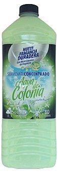 Bosque Verde Suavizante ropa concentrado agua de colonia (larga duracion) Botella 2 l