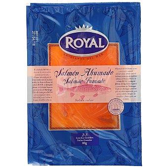 Royal Salmón ahumado Envase 80 gr