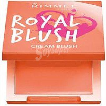 Rimmel London Colorete Royal Blush Cream 001 pack 1 unid