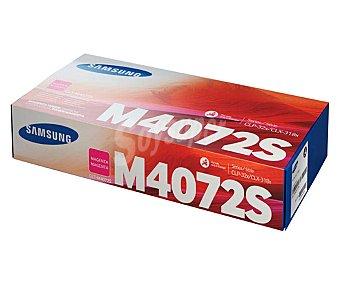 Samsung Toner M4072, Magenta, compatible con impresoras: CLP-320 / CLP-320N / CLP-325 / CLP-325W / CLX-3180 / CLX-3185 / CLX-3185FN / CLX-3185FW / CLX-3185N / CLX-3185W