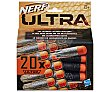 Pack con 20 dados de foam Ultra nerf. Pack con 20 Nerf