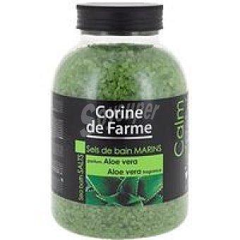 CORINE DE FARME Sal de baño aloe vera 1,3 kg