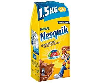 Nesquik Nestlé Cacao en polvo bolsa de 1,5 kilogr