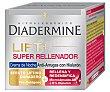 Crema de noche anti-arrugas lift y super rellenador Frasco 50 ml Diadermine