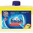 Calgonit limpia máquinas de lavavajillas limón botella 250 ml Botella 250 ml Finish