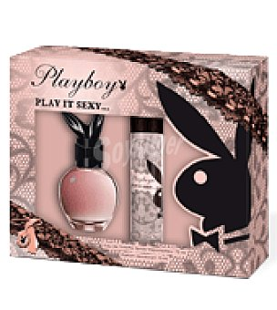 Playboy Fragrances Estuche Colonia Play It Sexy spray 75 ml.+ desodorante 75 ml. 1 ud