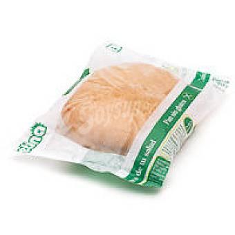 BERLY Pan de hamburguesa sin gluten 70 g