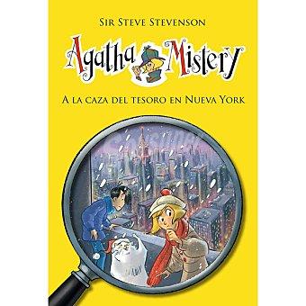 agatha mistery  A La Caza Del Tesoro En Nueva York 1 Unidad
