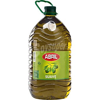 Abril Aceite de oliva suave 04º bidon 5 l