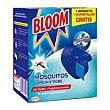 Insecticida eléctrico volador pastilla 1ap.+10past  Bloom