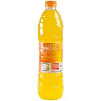 Eroski Bebida isotónica sabor naranja Botella 1.5 litros