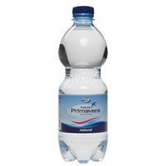 Fuente Primavera Agua mineral Botellín 50 cl