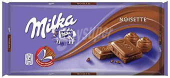 Milka Chocolate Milka Noissete