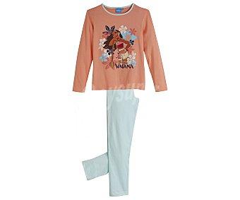 Disney Princesas Pijama para niña princesas, talla 8