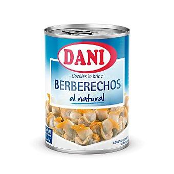 Dani Berberechos pequeños al natural Lata de 90 g