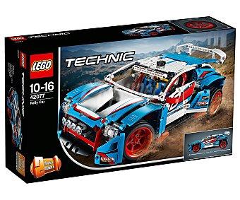 LEGO Technic 42077 Juego de construcciones con 1005 piezas Coche de rally, Tecnic 42077 LEGO.