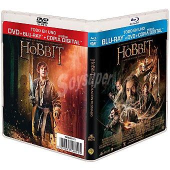 El Hobbit: La desolación de Smaug Blu-Ray (peter Jackson)