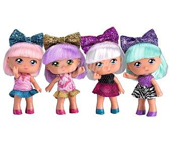 Barriguitas Surtido muñeca fiesta de la purpurina