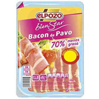 ElPozo Bacon de pavo Bienstar 120 GRS