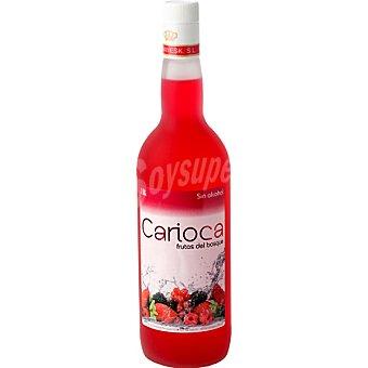 Carioca Frutas del bosque sin alcóhol botella 100 cl