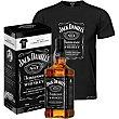 Old Nº 7 whiskey de Tennessee incluye camiseta exclusiva Botella 70 cl Jack Daniel's