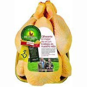 Coren Pollo de corral 1.8 kg