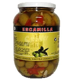 Escamilla Aceitunas verdial 510 g