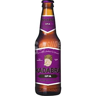 Kadabra Cerveza premium IPA Botellín de 33 cl