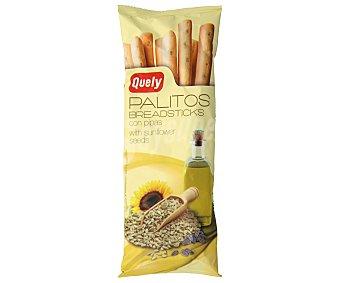 Quely Palitos con pipas Envase 50 g