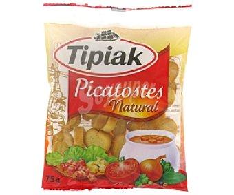 Tipiak Picatostes fritos natural Bolsa de 75 Gramos