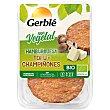 Hamburguesa vegetal de tofu y champiñones ecológica Pack 2 ud x 75 gr Cereal Bio