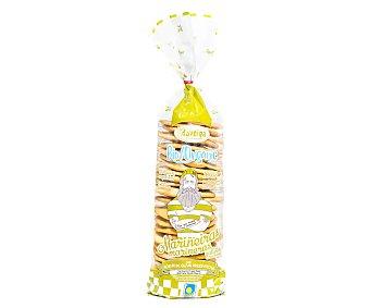 Daveiga Galletas marineras ecológicas con aceite de oliva virgen extra 200 g