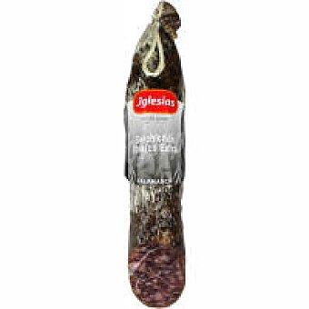 Iglesisas 1/2 salchichón ibérico 500 g