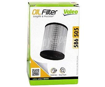 VALEO Filtro de Aceite Modelo 586505 1 Unidad