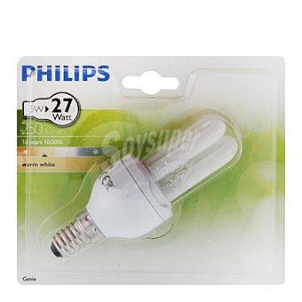 Philips Bombilla larga duración 5W E14