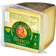 Queso curado ibérico mezcla elaborado con leche pasteurizada peso aproximado pieza 800 g Gran Cardenal