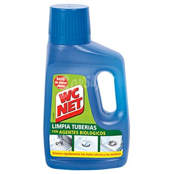 Wcnet Limpia tuberías Botella 1 litro