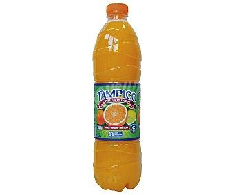 Tampico Bebida Refrescante Cítricos de Zumo de Frutas (naranja, Mandarina, Lima y Limón) 1,5 Litros