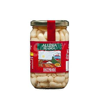 Hacendado Alubia cocida blanca Tarro 314 g escurrido 210 g