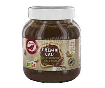 Producto Alcampo Crema de avellanas con cacao 750 g