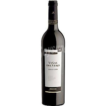 VIÑAS DEL VERO GRAN VOS Vino tinto reserva D.O. Somontano Botella 75 cl