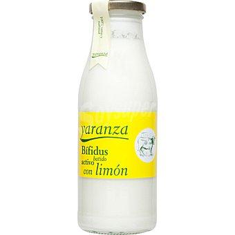 Yaranza Yogur líquido bifidus con limón Botella 500 ml