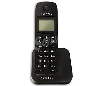 ALCATEL E130 NEGRO Teléfono inalámbrico