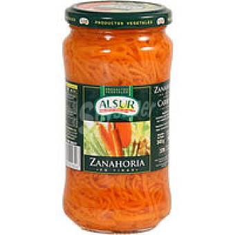 Alsur Zanahoria rallada en tiras Tarro 180 g