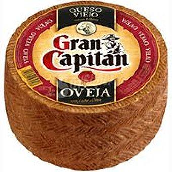Gran Capitán Queso curado de oveja al peso