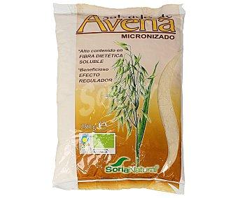 Soria Natural Salvado de avena micronizado ecológico 250 gramos